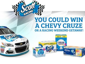 Guess How Many Scott Rolls are inside the Scott Race Car Contest