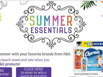 Harps Summer Essentials Sweepstakes