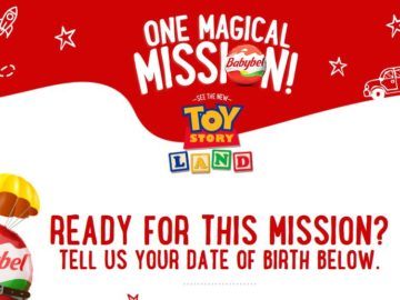 Babybel One Magical Mission Instant Win Game and Sweepstakes