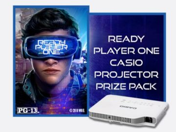 Ready Player One Sweepstakes