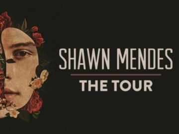"""SiriusXM Shawn Mendes """"The Tour"""" Row-A-Show Sweepstakes"""