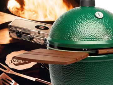 Jarlsberg Cheese – Win a Big Green Egg Grill