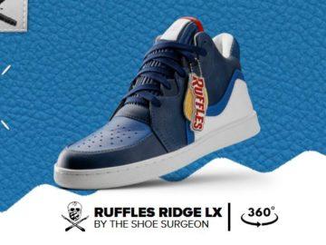 Ruffles Sneaker Stash Sweepstakes (Free Code)