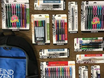 Zebra Pen Sweepstakes