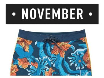 Billabong One Year of Boardshorts Sweepstakes