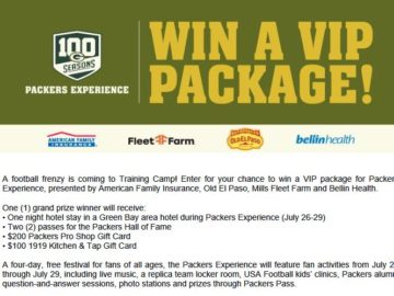 Ford built ford tough sweepstakes
