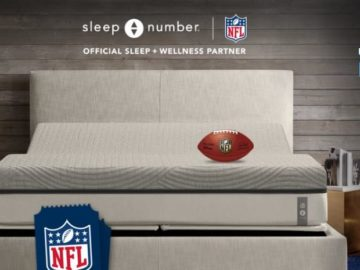 Sleep Number Ultimate Sleep + Performance 2018 Sweepstakes