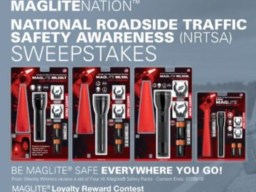 MagLiteNation July Maglite NRSTA Sweepstakes