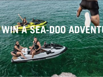 Sea-Doo Adventure Sweepstakes