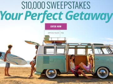Shape Magazine Your Perfect Getaway Sweepstakes