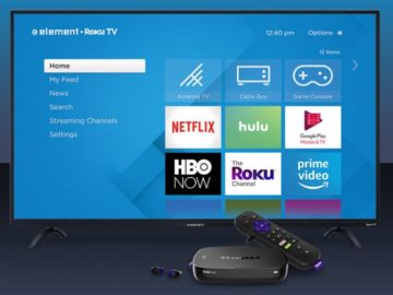 Roku & Element July Sweepstakes