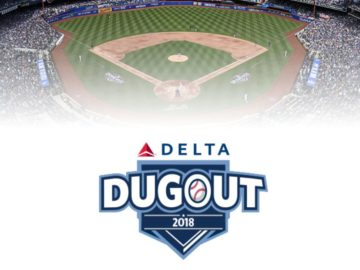Delta Dugout New York Mets Sweepstakes