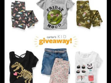 Carter's KID Sweepstakes (Facebook)
