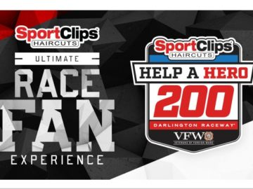"Sport Clips ""Ultimate Race Fan Experience – Darlington"" Sweepstakes"