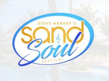 Steve Harvey Morning Show's Sand & Soul Festival Sweepstakes