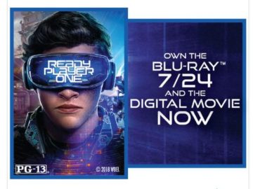 Red Roof's Ready Player One Sweepstakes
