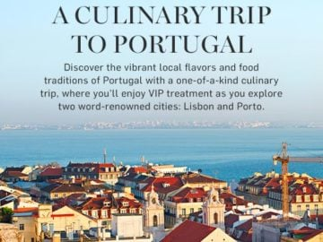 Williams-Sonoma Portugal Sweepstakes