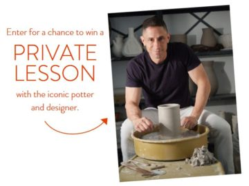 Get Crafty with Jonathan Adler Sweepstakes