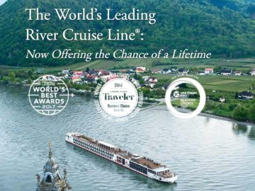 "Viking Cruises ""2018 Q3 Survey"" Sweepstakes"