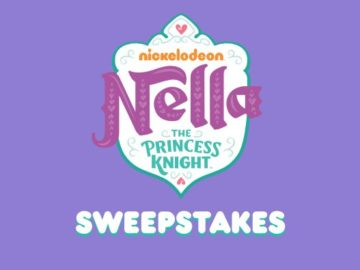Nickelodeon Nella the Princess Knight CRM Sweepstakes