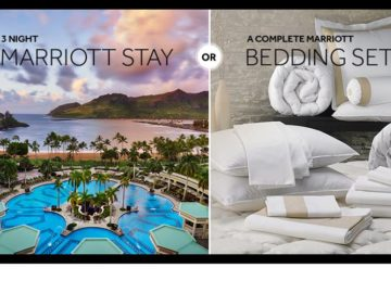 Shop Marriott Sweepstakes