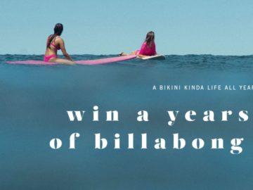 Billabong One Year of Bikinis Sweepstakes