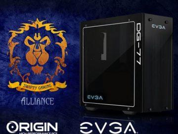Origin PC EVGA 19th Anniversary Sweepstakes