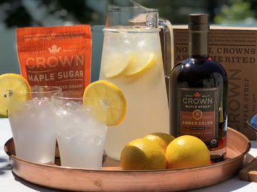 Crown Maple Summer Lemonade Kit Sweepstakes