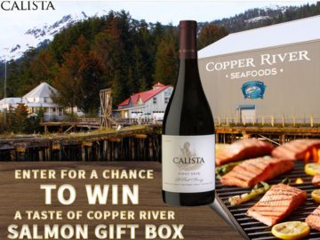 Calista Wines Salmon Run Sweepstakes (Facebook)
