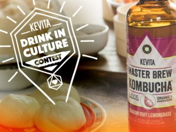 KeVita Drink Culture Contest (Twitter/Instagram)