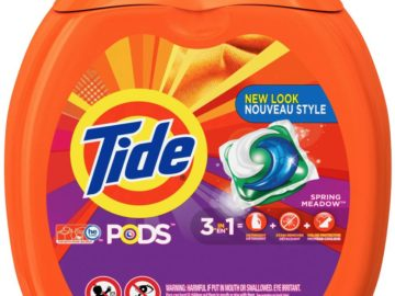 The Turn To Cold with Tide and Win Sweepstakes