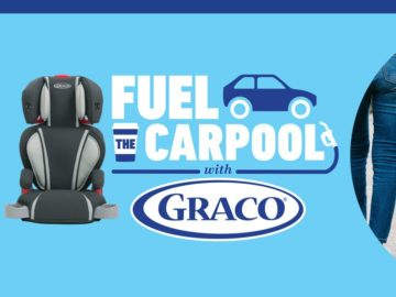 Graco Fuel the Carpool Sweepstakes