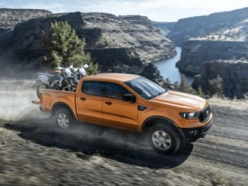2019 Ford Ranger Drive Tour Sweepstakes