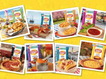 Lay's Tastes of America Sweepstakes 2018