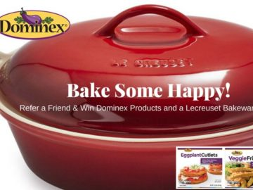 Dominex Bake Some Happy Sweepstakes (Facebook)