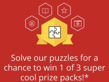 McAfee Pictogram Puzzle Sweepstakes
