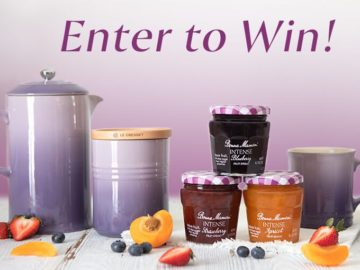 Bonne Maman and Le Creuset Sweepstakes