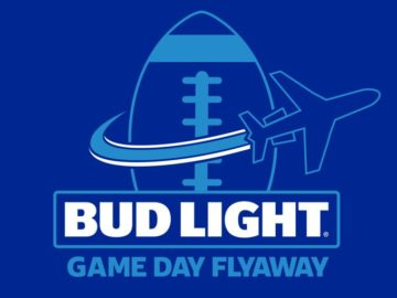Bud Light Game Day Flyaway Sweepstakes