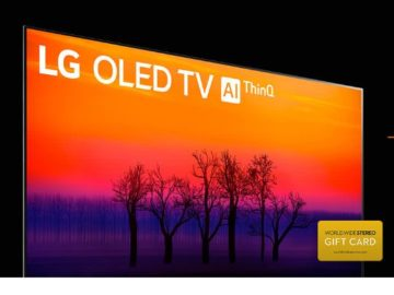 World Wide Stereo LG Sweepstakes