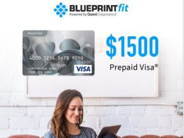 BlueprintFit August Sweepstakes
