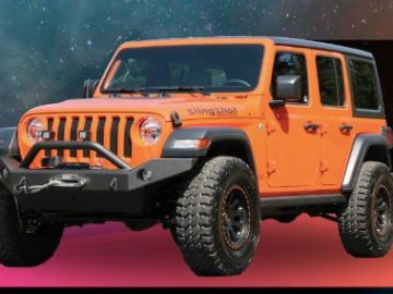 Dave Smith Motors Jeep Giveaway