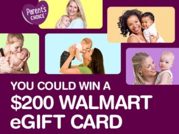 Parent's Choice Formula #MomsKnowBestWM Fall Sweepstakes