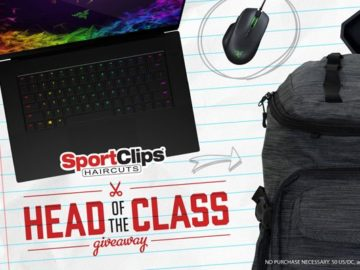 Sport Clips Head of the Class Sweepstakes