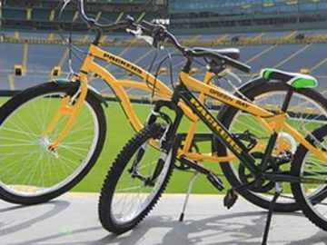 Green Bay Packers 2018 Bike Sweepstakes