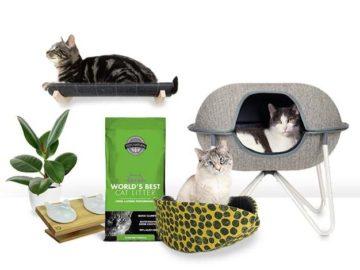 World's Best Cat Litter Modern Cathouse Sweepstakes