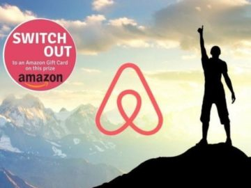 Lucky Sweeps Airbnb or Amazon Sweepstakes