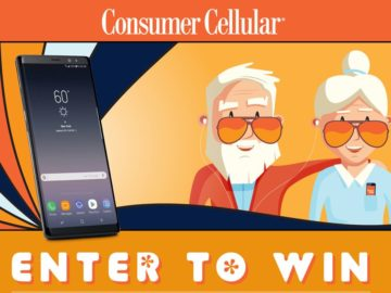 Consumer Cellular Groovy Grandparents Sweepstakes