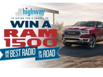 SiriusXM and Ram Sweepstakes