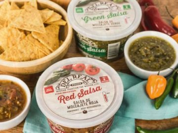 Del Real Foods Back to School Sweepstakes