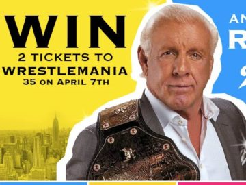 Rolex and Rick Flair Sweepstakes